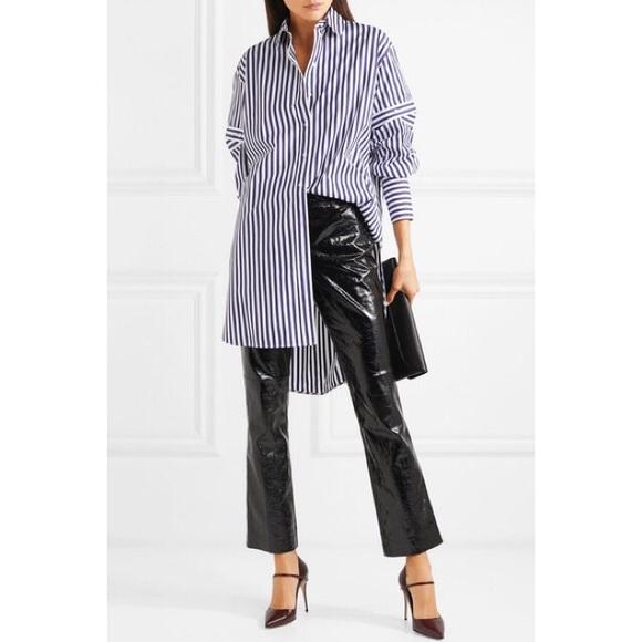 Alexander McQueen Dresses & Skirts - Alexander McQueen Oversized Button Down Shirt